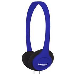 Koss Featherweight KPH/7 (KPH/5) (doživotní záruka) modrá