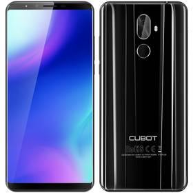 CUBOT X18 Plus (PH3808) černý Software F-Secure SAFE, 3 zařízení / 6 měsíců (zdarma) + Dopra