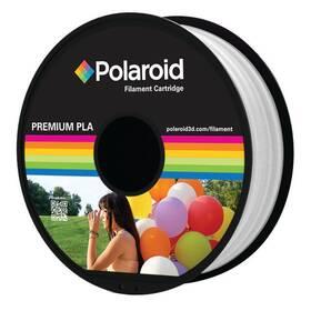 Tlačová struna (filament) Polaroid Universal Premium PLA 1kg 1.75mm (3D-FL-PL-8001-00) biela