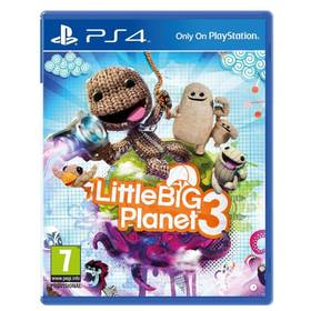 Sony PlayStation 4 Little Big Planet 3 (PS719446316) + Doprava zdarma