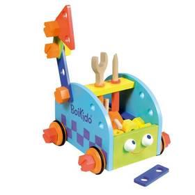 Stavebnice autíčko BOIKIDO s nářadím