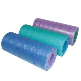 Yate dvouvrstvá 12 mm soft foam modrá/zelená/ružová