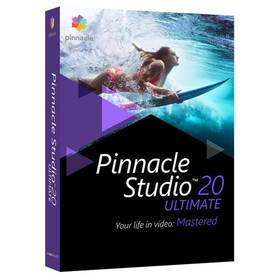 Pinnacle Studio 20 Ultimate ML (PNST20ULMLEU)