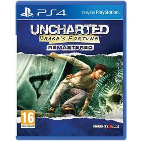 Sony PlayStation 4 Uncharted: Drake's Fortune (PS719804062)