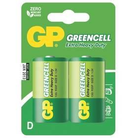 GP Greencell D, R20, blistr 2ks (GP 13G)