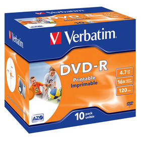 Verbatim DVD-R (43521)