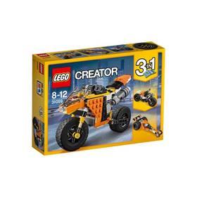 Zestawy LEGO® CREATOR 31059 Motocykl z Bulwaru Zachodzącego Słońca