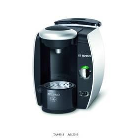 Bosch Tassimo TAS4011EE černé/stříbrné