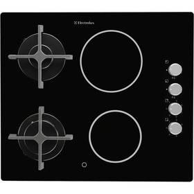 Electrolux EGE6172NOK černá + Doprava zdarma
