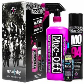 Muc-Off Muc-Off Wash Protect And Lube Kit
