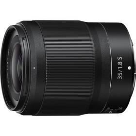 Nikon 35 mm f/1.8 S NIKKOR Z černý