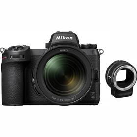 Nikon Z 6II + 24-70 + FTZ ADAPTER KIT čierny