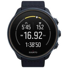 GPS hodinky Suunto 9 Baro - Granite Blue Titanium (SS050565000)