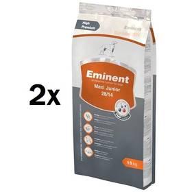 Eminent Maxi Junior 2 x 15 kg + 2 kg ZDARMA + Doprava zdarma