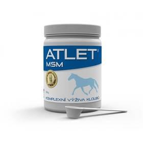 Bioveta Atlet MSM pro koně 700 g + Doprava zdarma