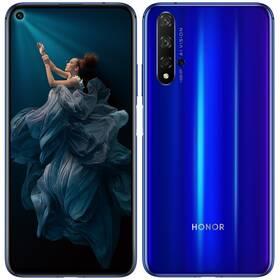 Honor 20 Dual SIM (51093VCP) modrý