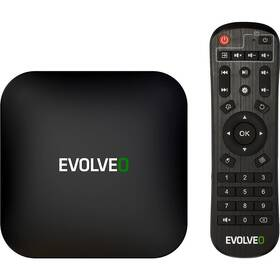Evolveo MultiMedia Box C4, Quad Core