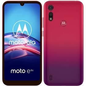 Motorola Moto E6s Plus (PAJE0030PL) červený