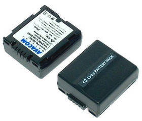 Avacom CGA-DU07/CGR-DU07/ VW-VBD07 (VIPA-DU07-532) černý