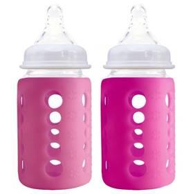 Cherub Baby 240ml + obal duopack růžová