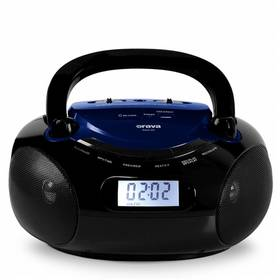 Orava RSU-04 černý/modrý