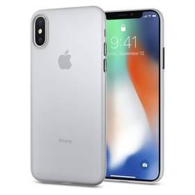 Spigen Air Skin Apple iPhone X (HOUAPIPXSPTR1) průhledný