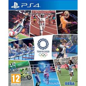 Sega PlayStation 4 Olympic Games Tokyo 2020 - The Official Video Game (5055277037292)
