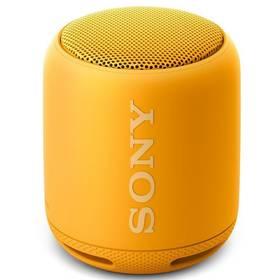 Sony SRS-XB10 žlutá barva