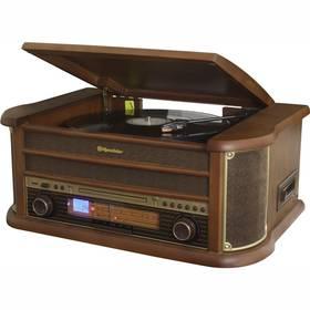 Roadstar HIF-1993 BT dřevo