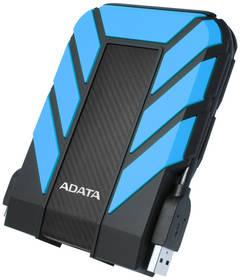 ADATA HD710 Pro 3TB (AHD710P-3TU31-CBL) modrý + Doprava zdarma