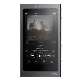 Sony NW-A45B černý + Doprava zdarma