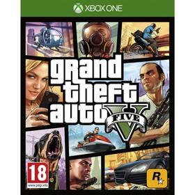 RockStar Xbox One Grand Theft Auto V (5026555284080)