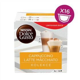 NESCAFÉ Dolce Gusto® Cappuccino a Latte Macchiato kolekcia 16 ks
