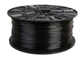 Tlačová struna (filament) Plasty Mladeč 1,75 PETG, 1 kg (F175PETG_BK) čierna