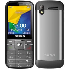MaxCom MM144 (MM144) šedý