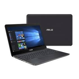 """Asus F556UQ-DM309T (F556UQ-DM309T) hnědý Brašna na notebook ATTACK IQ Cord 15.6"""" - černá (zdarma) + Software za zvýhodněnou cenu + Doprava zdarma"""