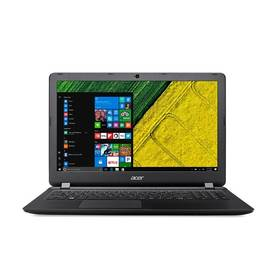 Acer Aspire ES 15 (ES1-533-P8T4) (NX.GFTEC.009) černý Software F-Secure SAFE 6 měsíců pro 3 zařízení (zdarma) + Doprava zdarma