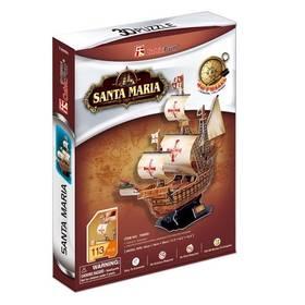 HM Studio 3D Santa Maria - 113 dílků
