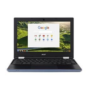 Acer Chromebook 11 (CB3-131-C7W4) (NX.GR3EC.001) modrý + Doprava zdarma