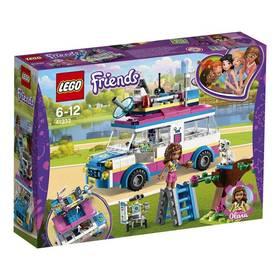 LEGO® FRIENDS® 41333 Olivia a její speciální vozidlo