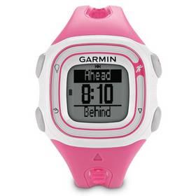Garmin Forerunner 10 bílé/růžové + Doprava zdarma