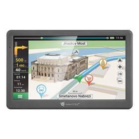 Navigační systém GPS Navitel E700 (C2047024) černá (poškozený obal 8800298100)