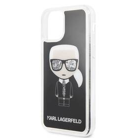 Karl Lagerfeld Iconic na Apple iPhone 11 Pro Max (KLHCN65ICGBK) černý (vrácené zboží 8800886652)
