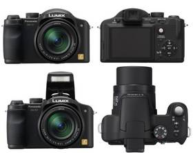 Fotoaparát Panasonic DMC-FZ7EG-K černý