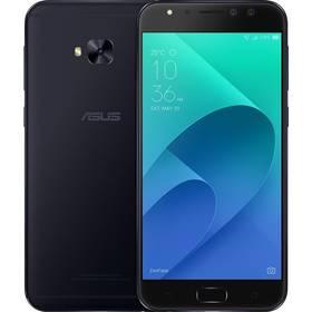 Asus ZenFone 4 Selfie Pro (ZD552KL-5A001WW) (ZD552KL-5A001WW) černý SIM s kreditem T-Mobile 200Kč Twist Online Internet (zdarma) + Doprava zdarma