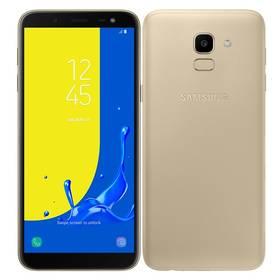 Samsung Galaxy J6 Dual SIM (SM-J600FZDUXEZ) zlatý