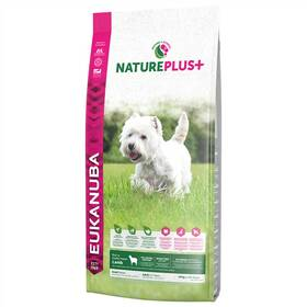 Eukanuba Nature Plus+ Adult Small frozen Lamb 14 kg