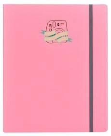 Fujifilm Instax Accordion Scrapbook Pink
