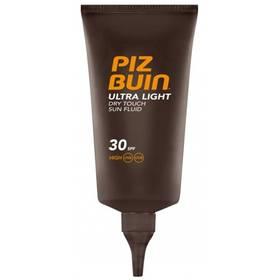 Piz Buin Ultra lehký nemastný fluid na opalování Ultra Light SPF 30 (Dry Touch Sun Fluid) 150 ml