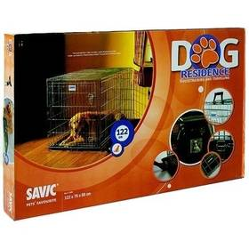 Savic Dog Residence 118 x 76 x 88 cm + Doprava zdarma